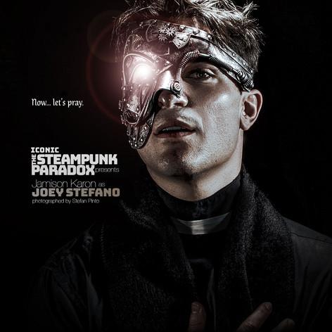 Jamison Karon as Joey Stefano