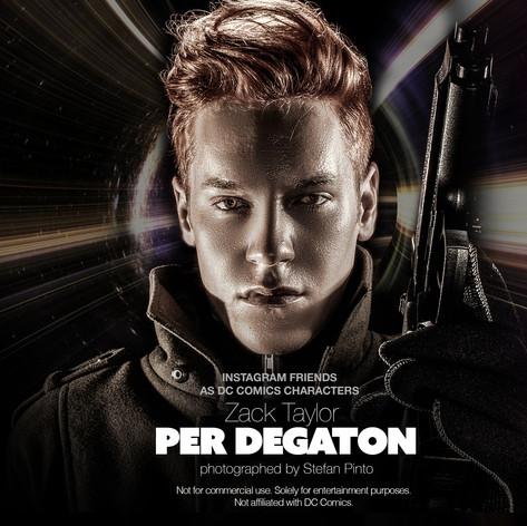 Zack Taylor as Per Degaton