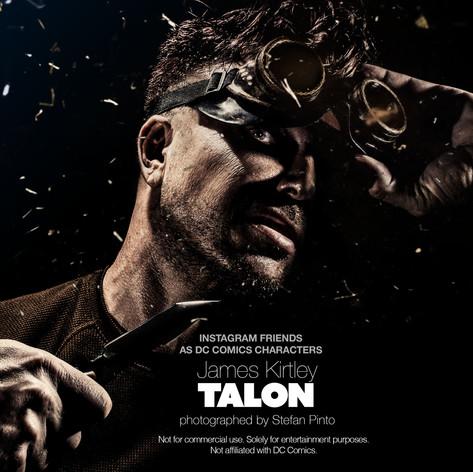 James Kirtley as Talon