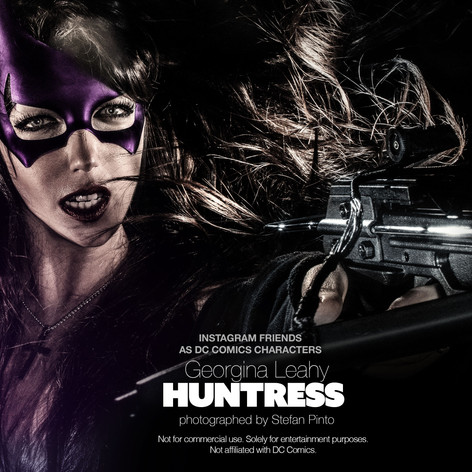 Georgina Leahy as Huntress