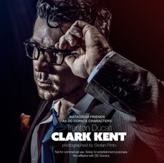 Trenton Ducati as Clark Kent