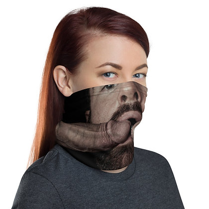 "XXX Room ""Sleep Over"" Neck Gaiter"