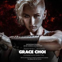Jeannine Candela as Grace Choi