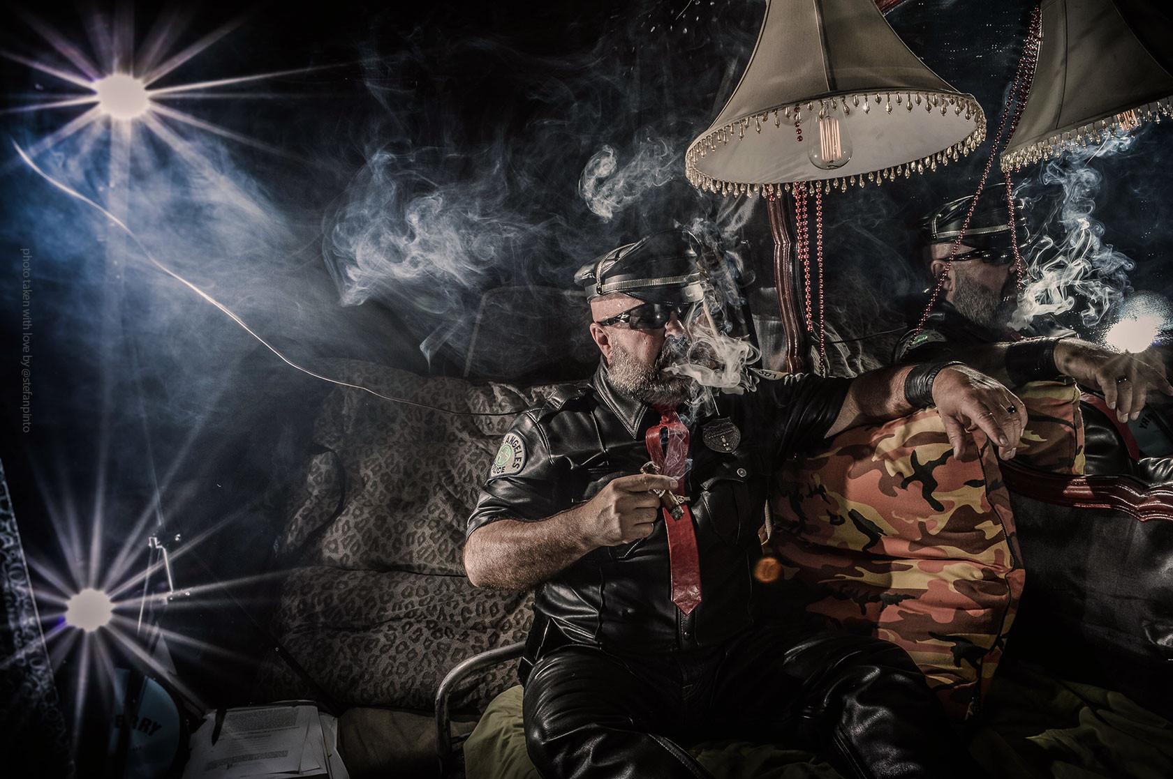 Smoke + Mirrors by Stefan Pinto