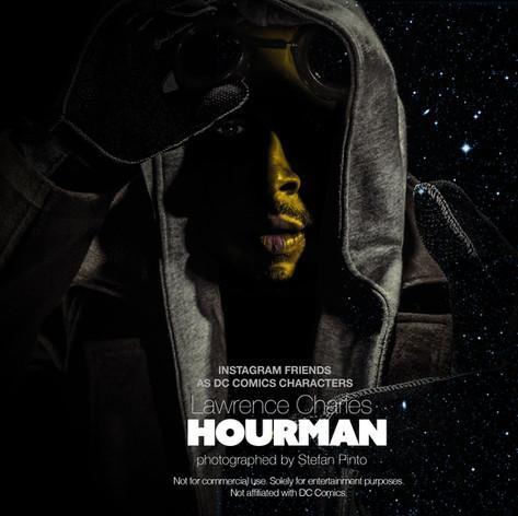 Lawrence Charles as Hourman