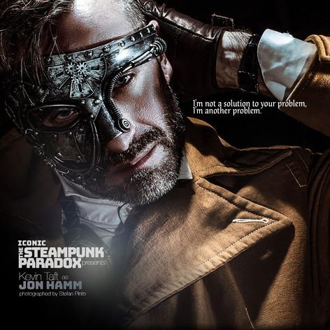 Kevin Taft as Jon Hamm