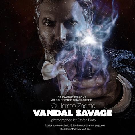 Guillermo Zapata as Vandal Savage