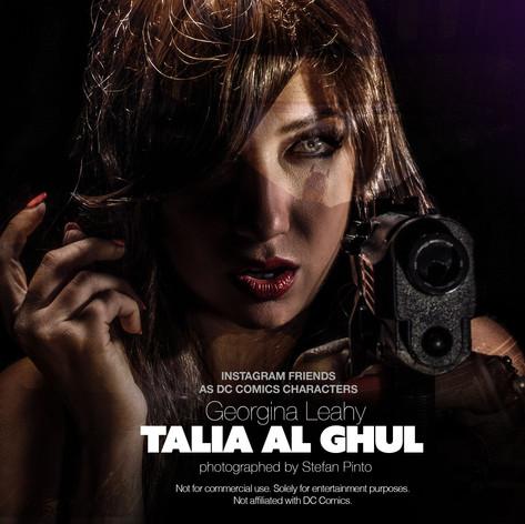 Georgina Leahy as Talia Al Ghul