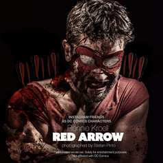 Ronnie Kroell as Red Arrow
