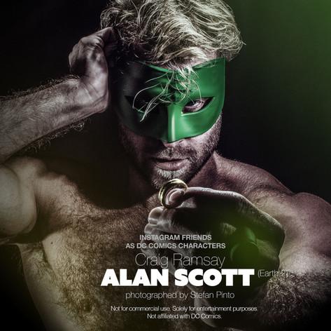 Craig Ramsay as Alan Scott