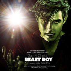 Garrett Clayton as Beast Boy