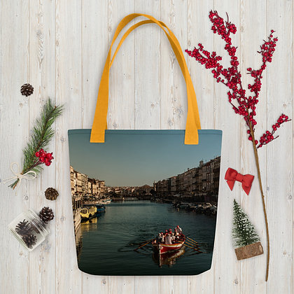 "Beautiful Destinations ""Sète"" Tote Bag"