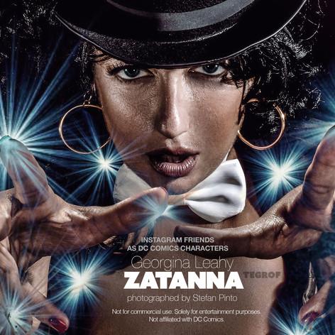 Georgina Leahy as Zatanna