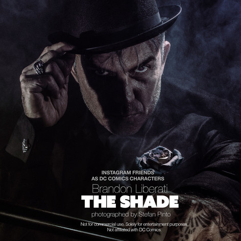 Brandon Liberati as The Shade