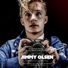 Joe Peters as Jimmy Olsen