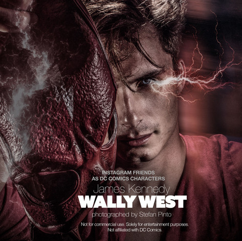 James Kennedy as Wally West