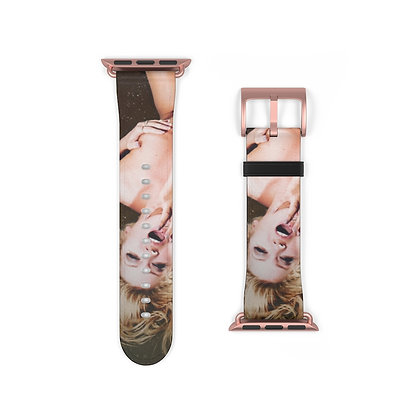 """""""Forever Yours"""" Apple Watch Band"""