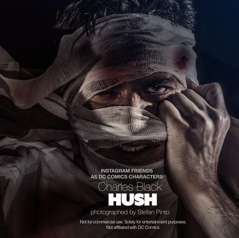 Charles Black as Hush