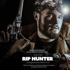 Xander as Rip Hunter