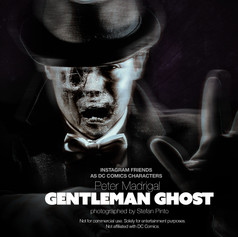 Peter Madrigal as Gentleman Ghost