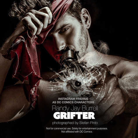 Randy Jay Burell as Grifter