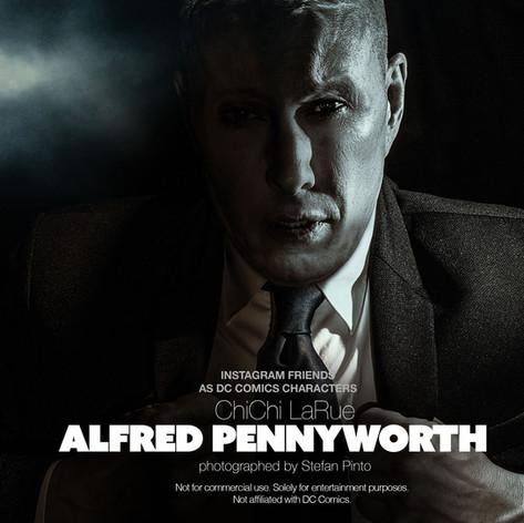 ChiChi LaRue as Alfred Pennyworth