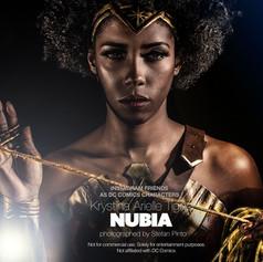 Krystina Arielle Tigner as Nubia