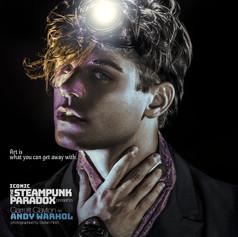 Garrett Clayton as Andy Warhol