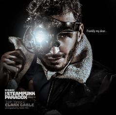 Tosh Yanez as Clark Gable