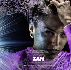 Sam Ang as Zan