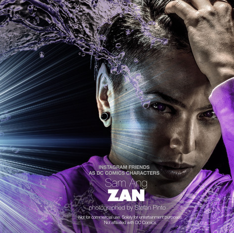 Sam Ang as Zan