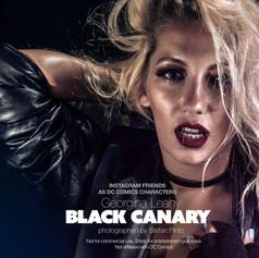 Georgina Leahy as Black Canary