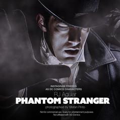 RJ Aguiar as Phantom Stranger