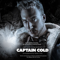 James Stapleton as Captain Cold