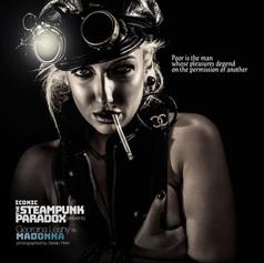 Georgina Leahy as Madonna