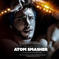 Nickoles Perez as Atom Smasher