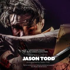 Rance Collins as Jason Todd