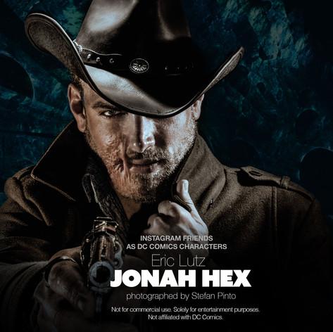 Eric Lutz as Jonah Hex