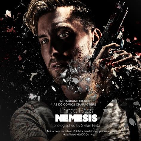 Lance Bass as Nemesis
