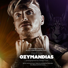 Reid Lee as Ozymandias