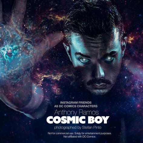 Anthony Ramos as Cosmic Boy