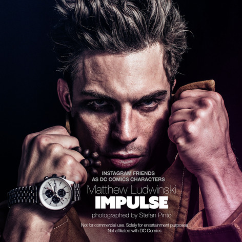 Matthew Ludwinski as Impulse