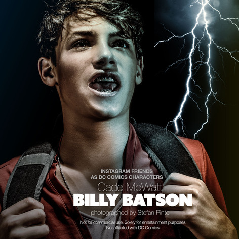 Cade McWatt as Billy Batson