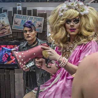 RuPaul's DragCon by Stefan Pinto