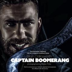 Bruin Collinsworth as Captain Boomerang