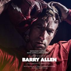 Carl Hopgood as Barry Allen