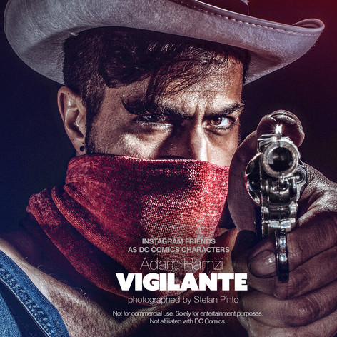 Adam Ramzi as Vigilante
