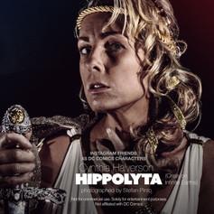 Cynthia Halverson as Hippolyta