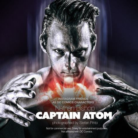 Nathan Bishop as Captain Atom