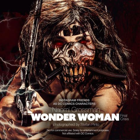 Naomi Grossman as Wonder Woman